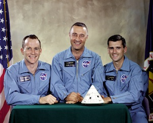 Apollo One Crew